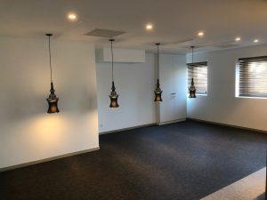 Val Vital thermes espace détente éclairage individuel doux spot suspensions