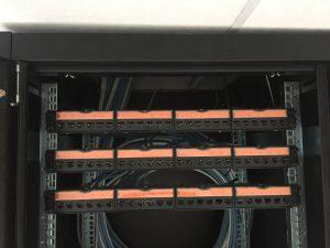 switchs de la baie informatique