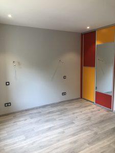 blocs prises lit chambre