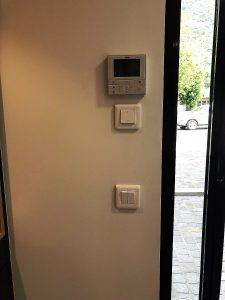 coupure générale éclairage et télécommande de climatisation