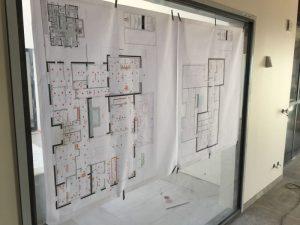 plans électriques de la villa